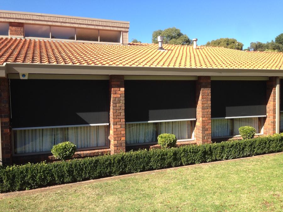 exterior vertical blinds