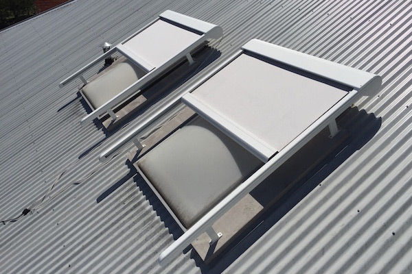 Skylight Blinds Control Light For Your Skylight