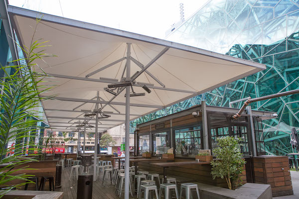 Outdoor Umbrellas Melbourne Residential And Commercial