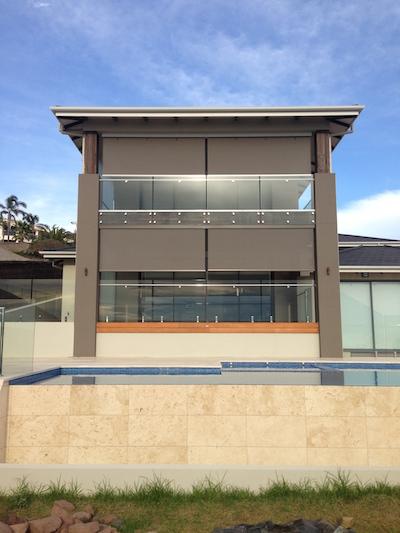 Exterior Vertical Blinds Melbourne Outdoor Window Treatments
